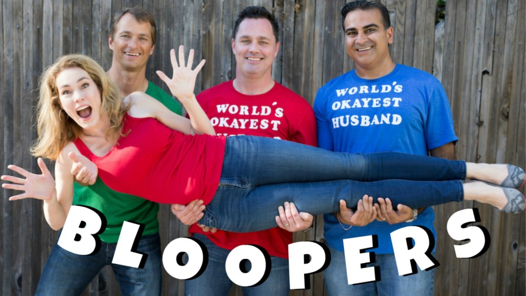 I Love You (Even Though) Rap | BLOOPERS!!!