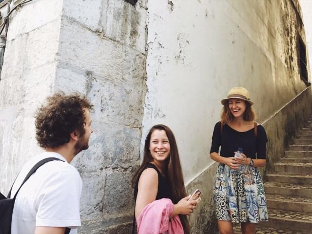 Душевные экскурсии по Лиссабону I Блог Переменам Быть