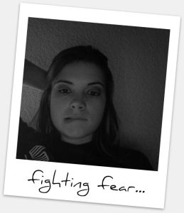 K8 fighting fear...