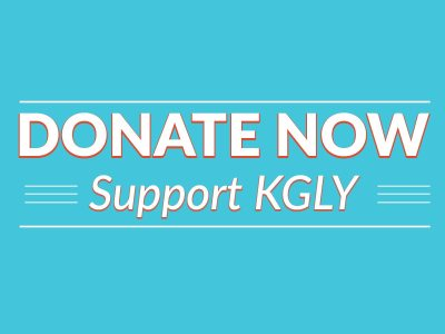 Support KGLY Christian Radio Station