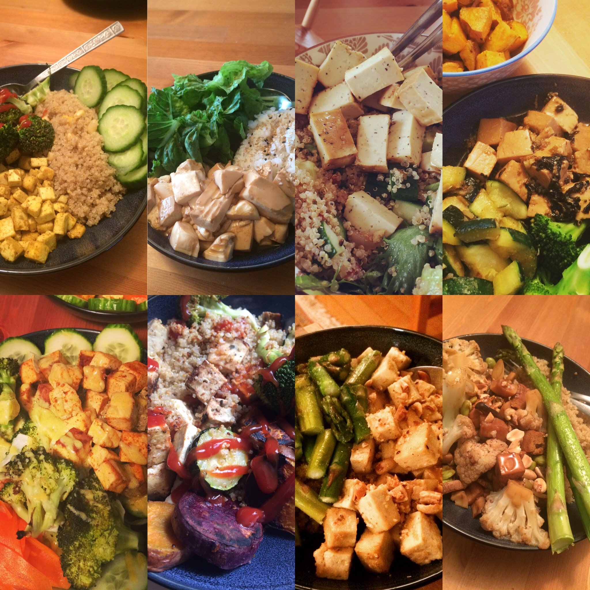 What I've been eating for the last 2 months!