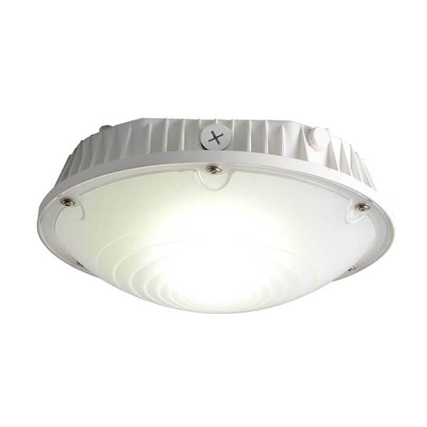 Round LED Canopy Light