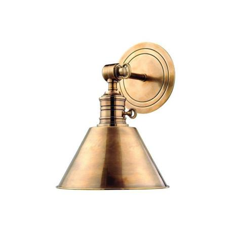 hudson Valley 8321-agb garden city wall sconce