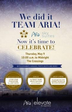 ARIA's Forbes Celebration