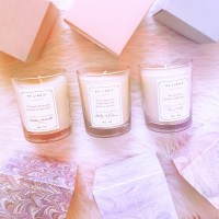 Beautiful Candles - Ex Libris - Indigo Scents- MyLipAddiction.com