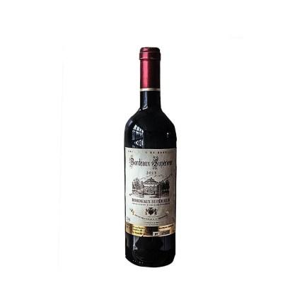 Buy Bordeaux Supérieur Red Wine - 70cl Price in Lagos Nigeria