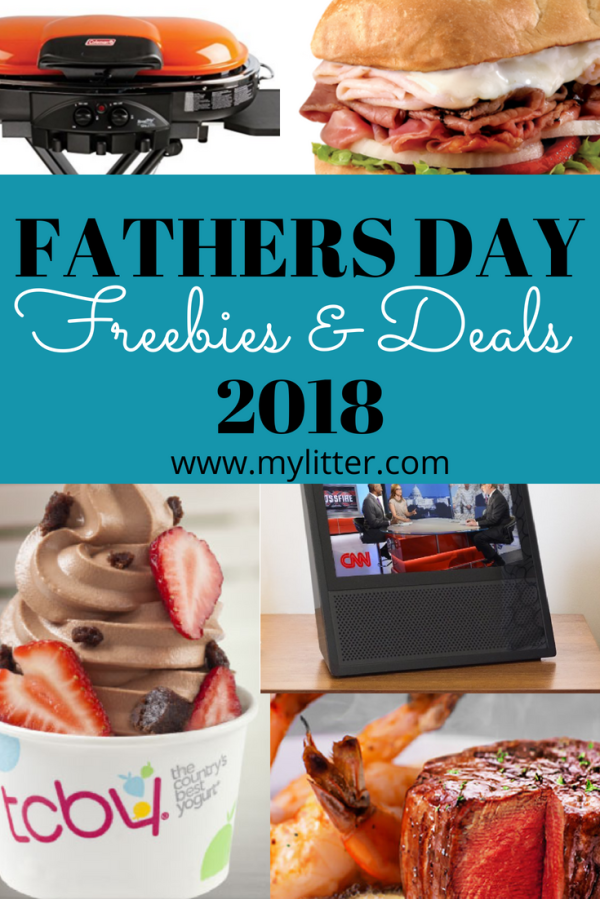 Father's Day Deals and Freebies 2018 - MyLitter - One Deal ...