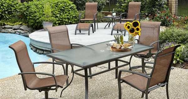 kmart patio furniture clearance Kmart Patio Clearance 70% OFF (10-PC Patio Set only $180