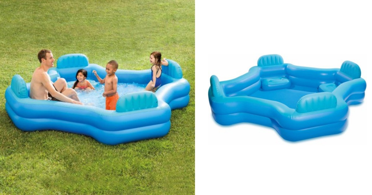 33+ Intex Inflatable Swim Center Family Pool Gif