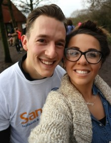 Fundraising for SANDS to raise awareness of stillborns and pregnancy loss