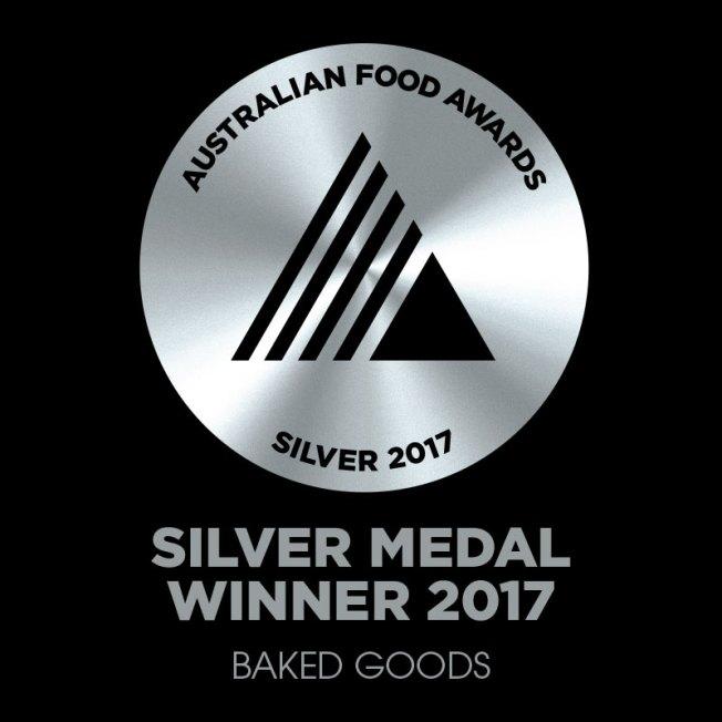 Silver medal sausage rolls 2017