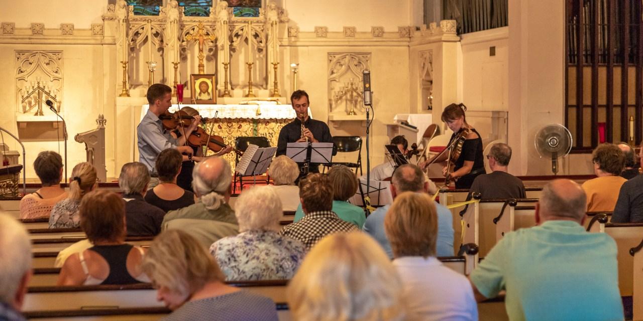 Caroga Lake Music Festival Wows Crowd at Emmanuel Episcopal Church