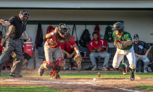Diamond Dawgs Smash Trail Blazers, Extend Central Lead To Two
