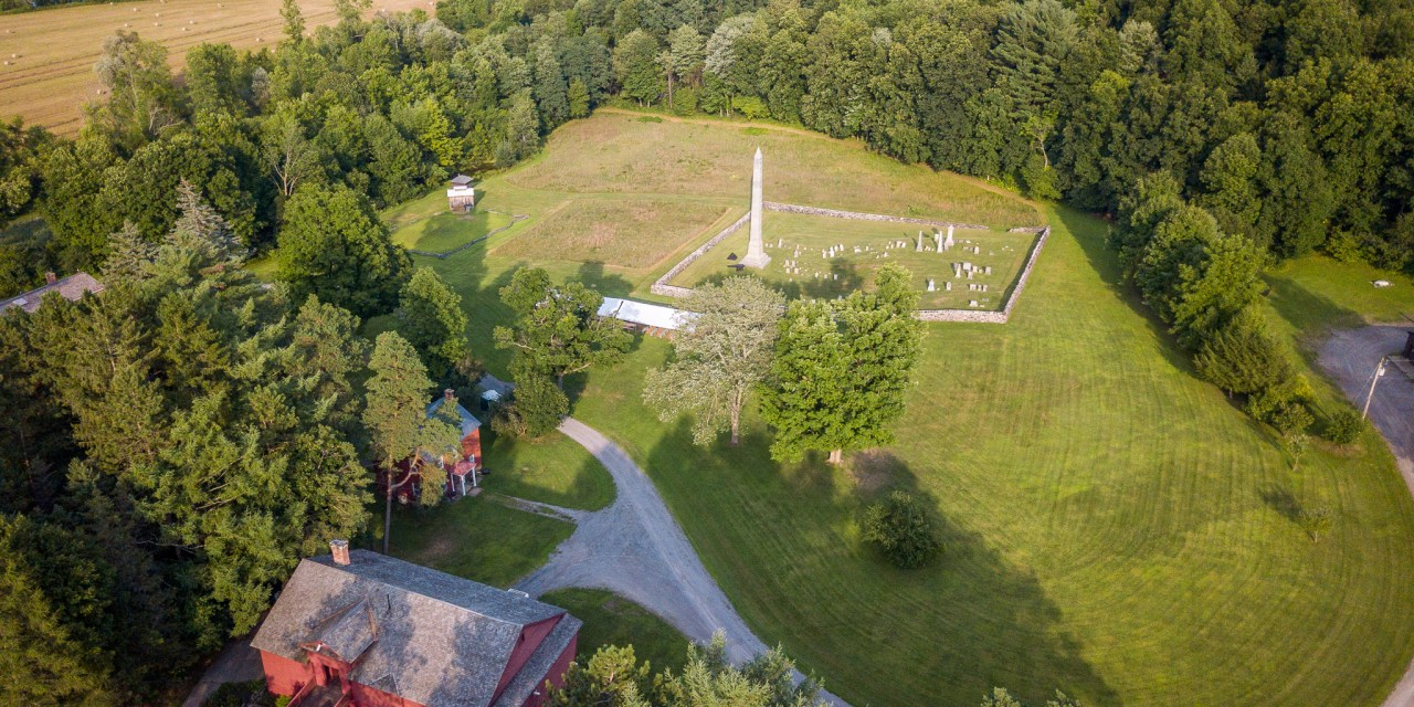 Herkimer Home State Historic Site Wreath Laying Ceremony on Sunday