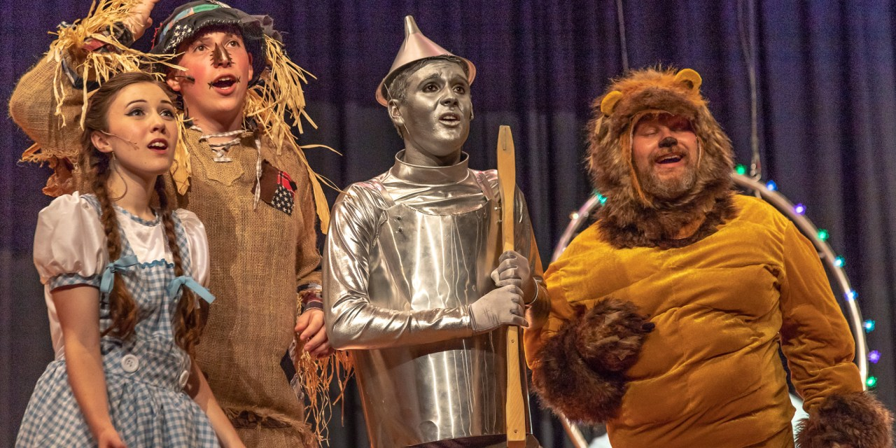 Wizard of Oz Opens at Little Falls High School