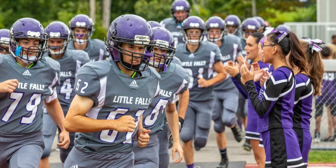 Little Falls Football Parents' Booster Club 3rd Annual Golf