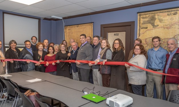 Greater Mohawk Valley Land Bank has ribbon cutting ceremony