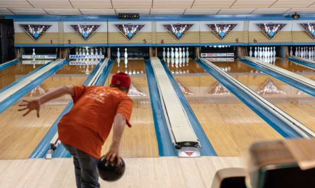 Friday Niters Bowling Scores for 11/16/2018
