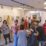MVCA holds closing reception