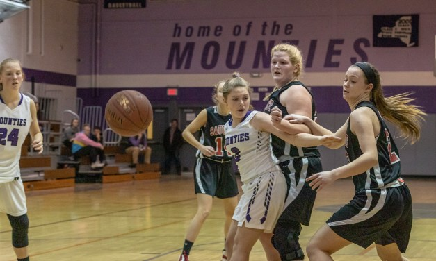 Mounties hold back Sauquoit Valley Central in 64-33 outing
