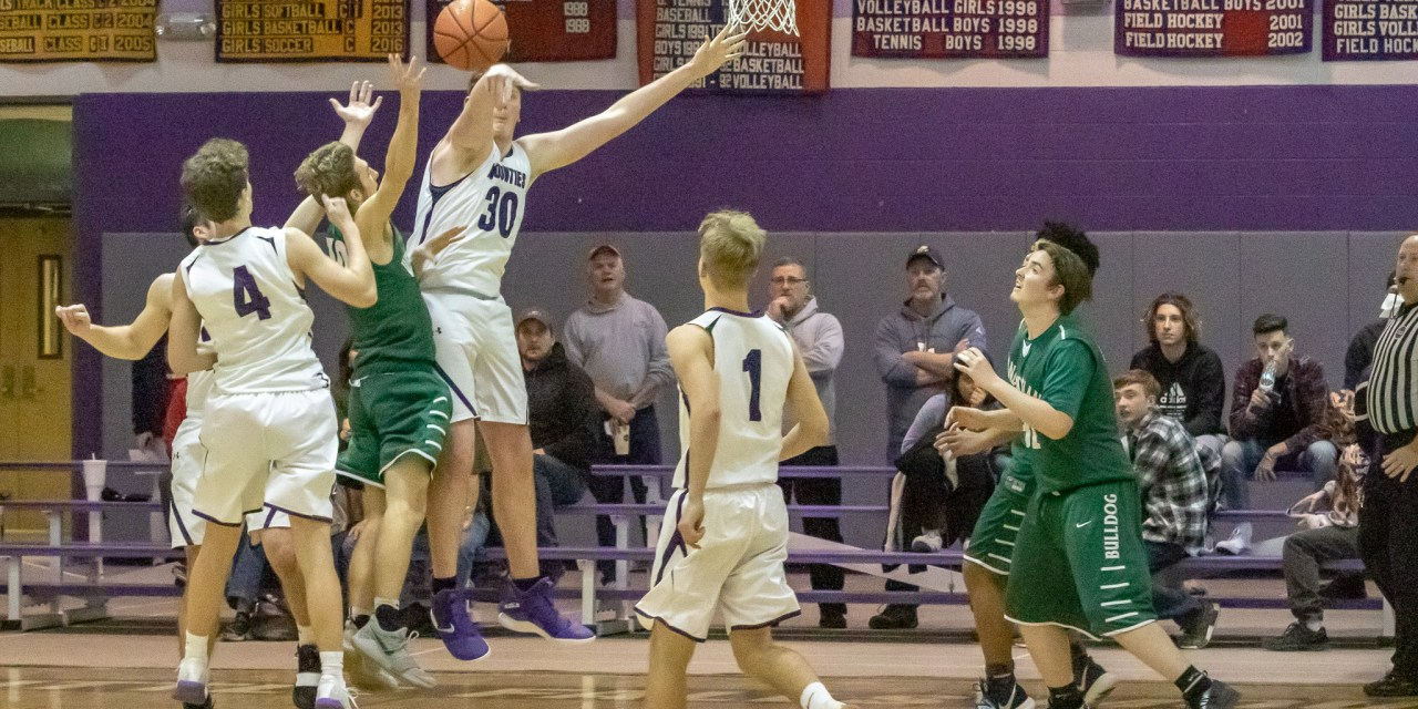 Mounties stuff Bulldogs with exciting 58 – 54 overtime win