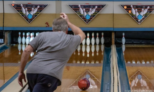 Friday Niters bowling scores 4/9/2021