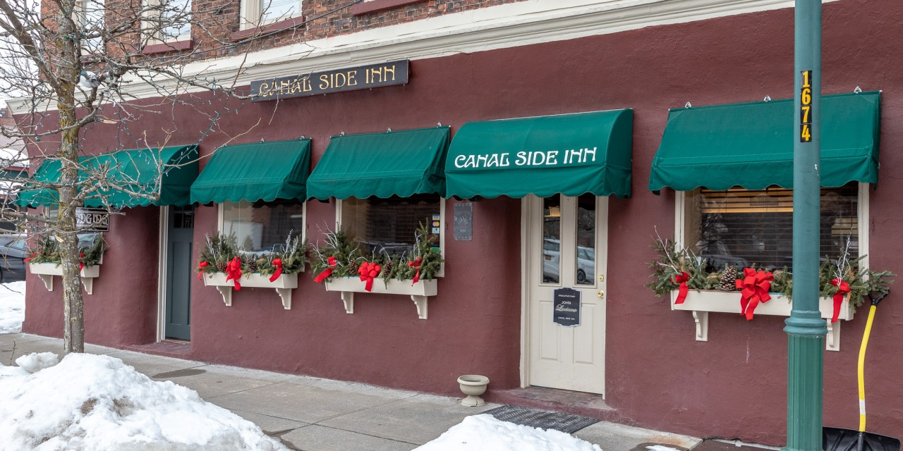 Canal Side Inn reopens with new owners, new menu, new look, and new chef