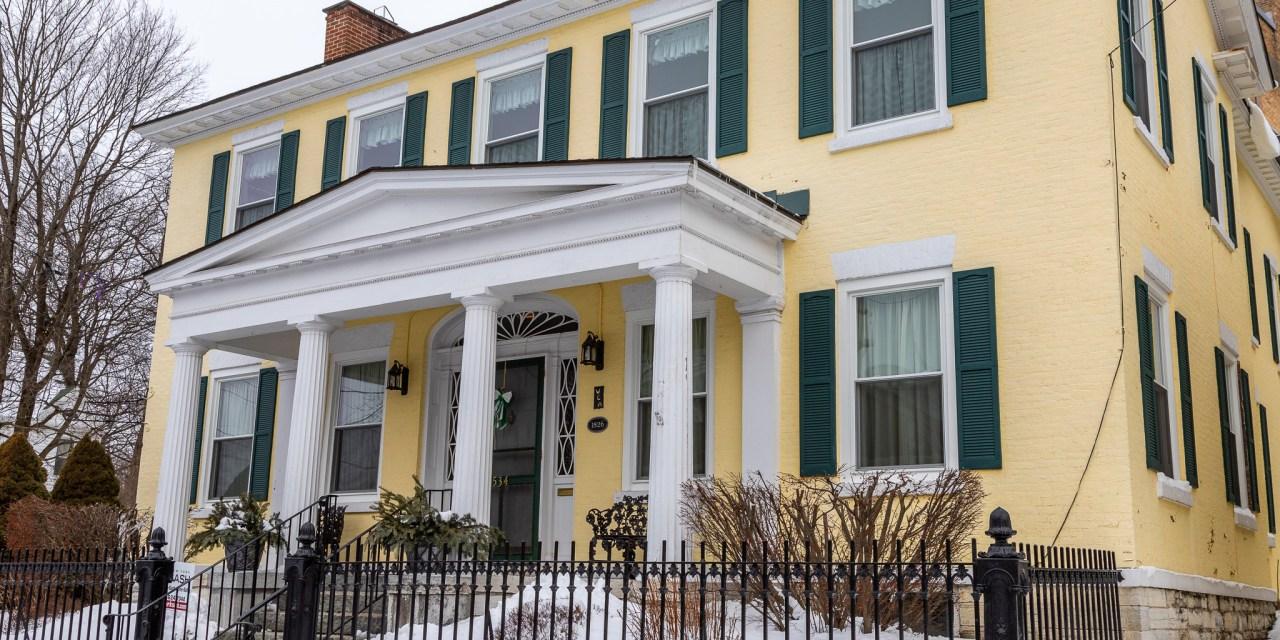 November 26 Little Falls Historical Society Meeting