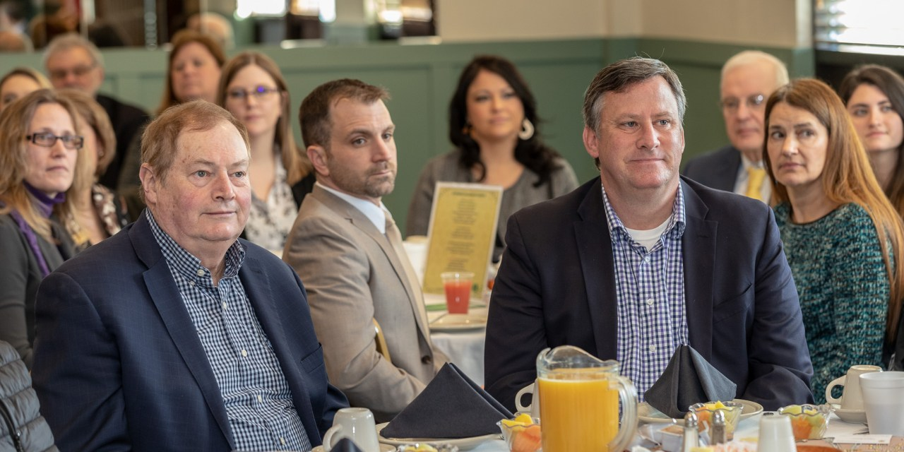 2019 Legislative Breakfast draws a crowd at Travelodge