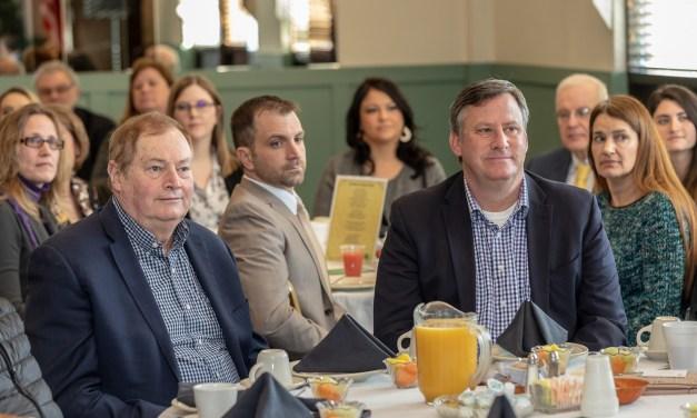 2019 Legislative Breakfast draws a crowd at Travelodge