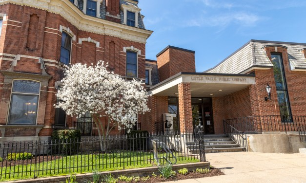 Little Falls Public Library starts curbside delivery