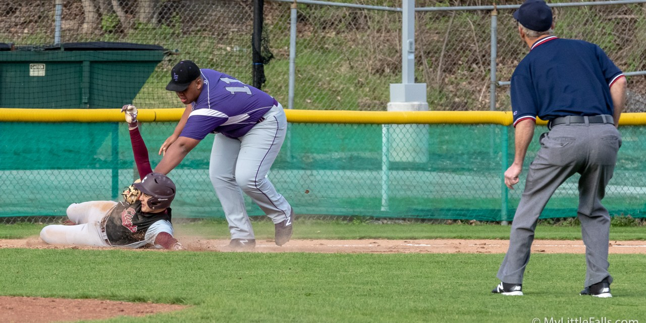 Little Falls remains on top in their division with 6-2 win over Clinton