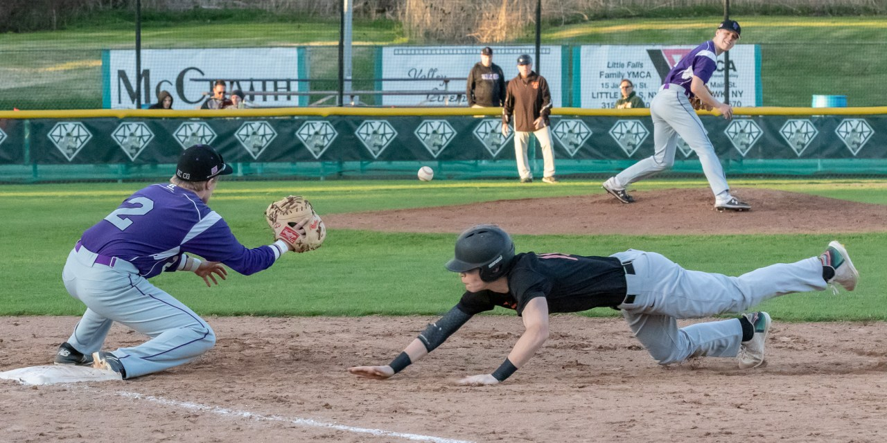 Mounties continue streak with 9-7 win over Cooperstown