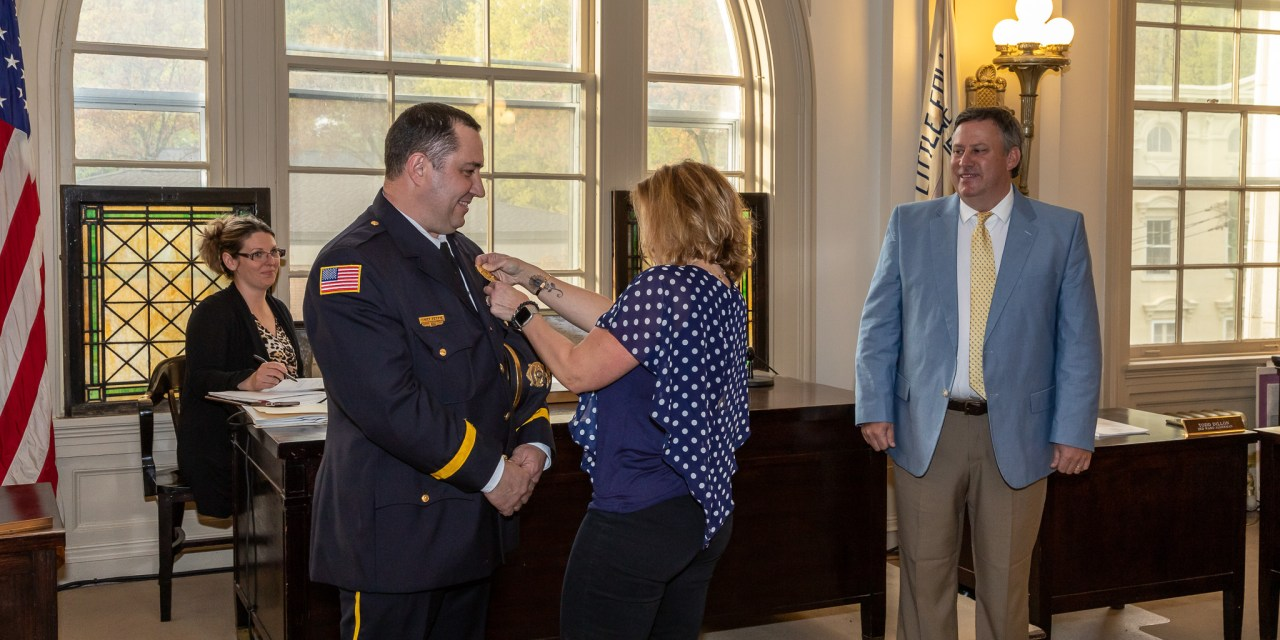 Highlight of Council Meeting is appointment of new Police Chief