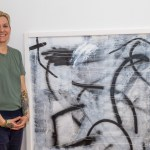 Artist from The City sees Little Falls as a breath of fresh air