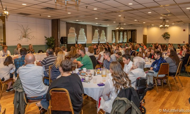 Little Falls Middle School honors students with Breakfast of Champions