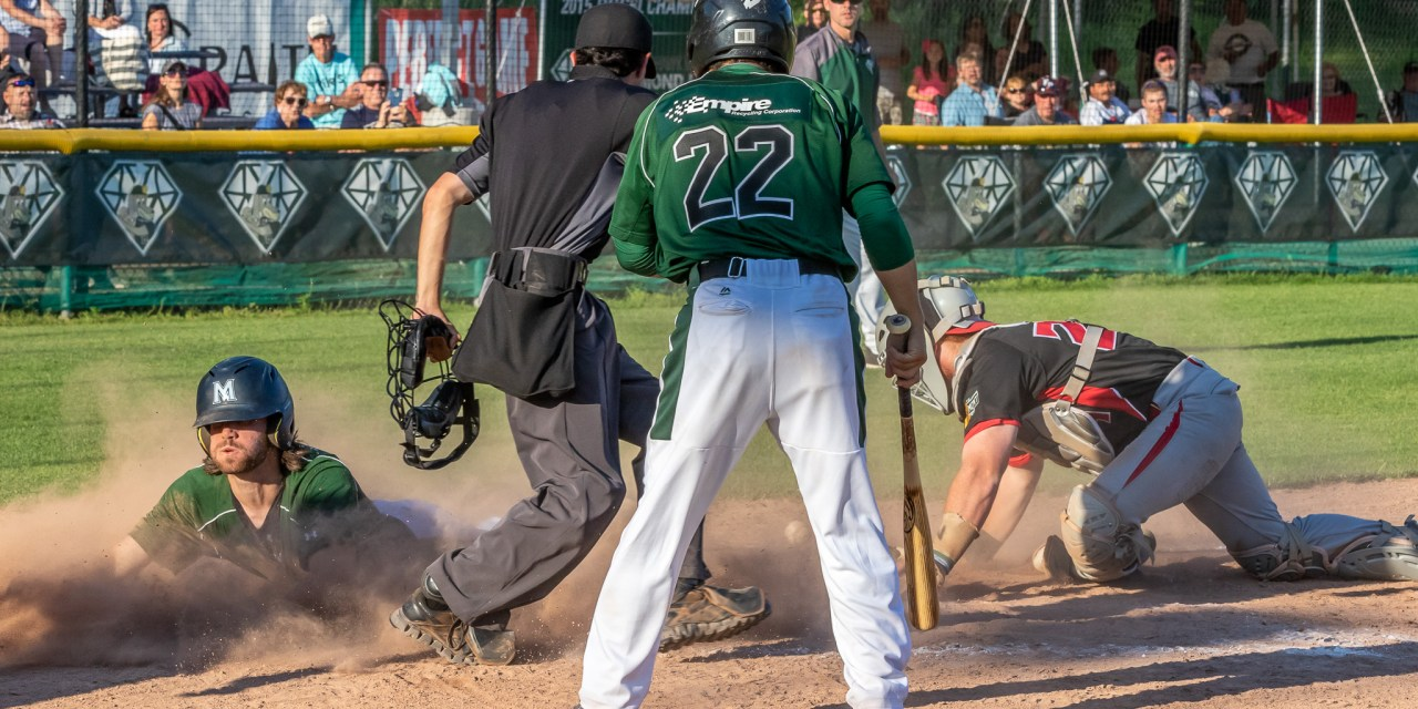 Guerrera Has Seven-Run Day, Vitacco and Coon Combine For Four-Hitter In Beatdown of Glens Falls