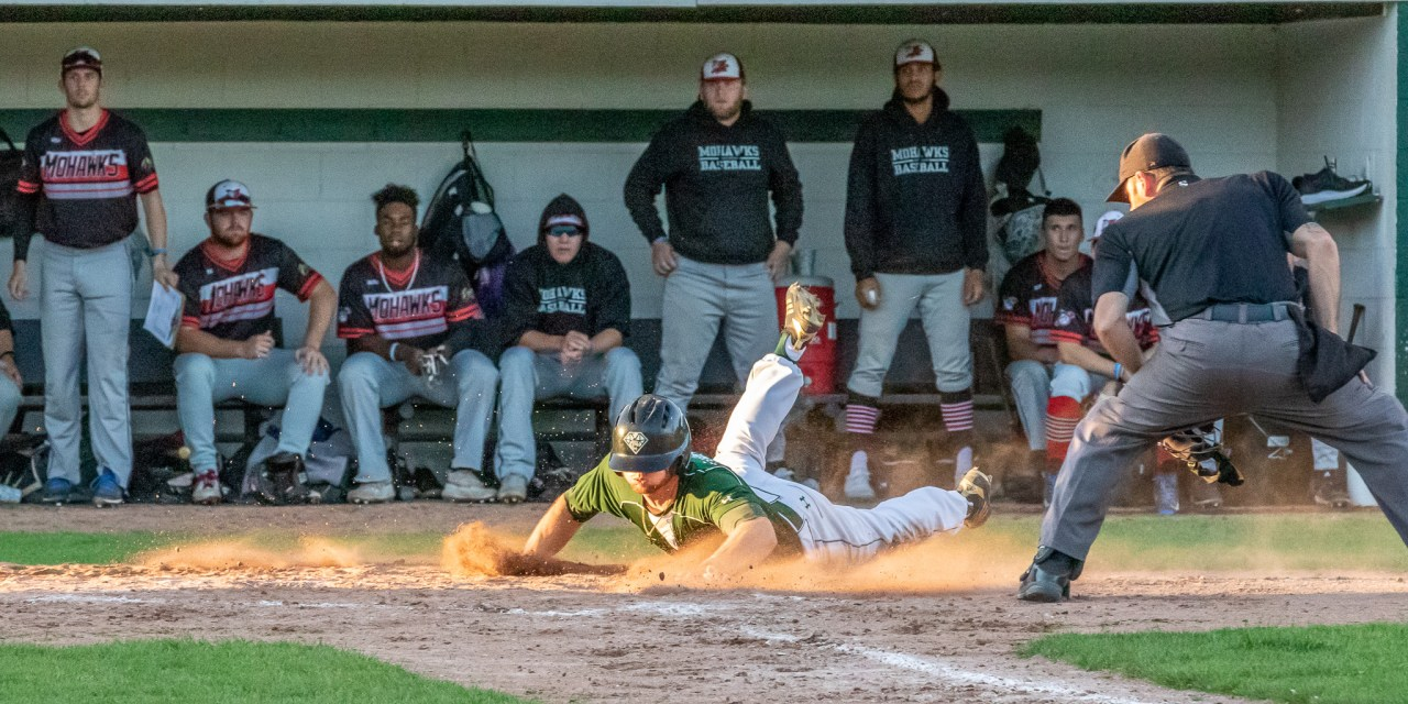 Hernandez's Grand Slam Not Enough To Stop Mohawk Valley's Four-Game Losing Streak