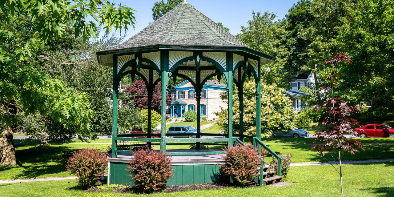 Preserve our Past to raise funds for Burke Park bandstand