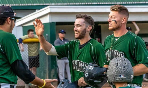 Mohawk Valley defeats Saugerties, 12-3 in PGCBL Action