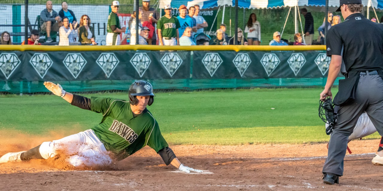 Deja Vu All Over Again – Diamond Dawgs Pick Up Another 4-3 Win In Exhibition
