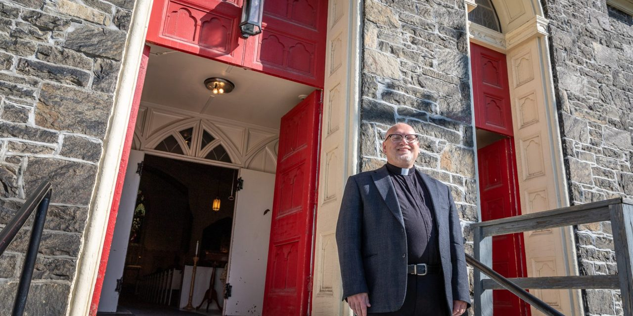 New Priest for Emmanuel Episcopal to be installed Sunday