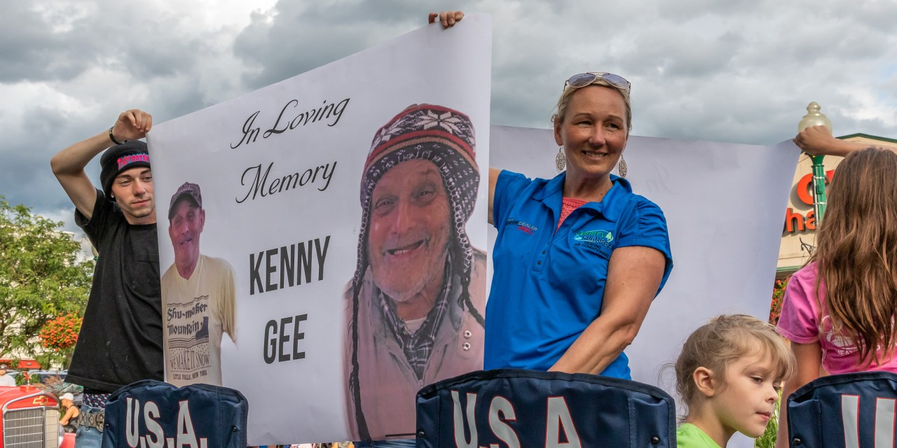 Canal Celebration – Day 3 – Kenny would have been proud