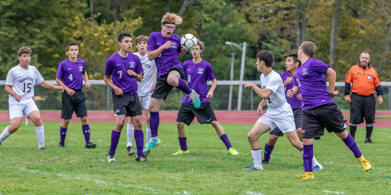 Mounties lose close one in 1-0 shutout