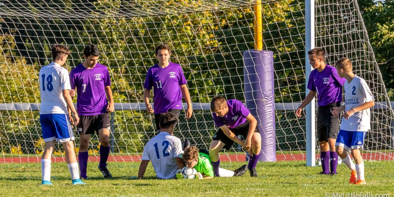 Little Falls shut out by Dolgeville