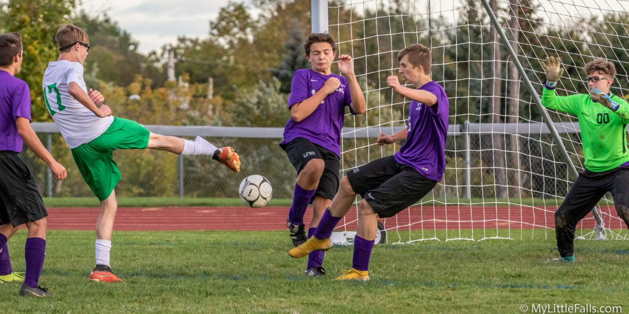Mounties can't find the Magic in 5-2 loss