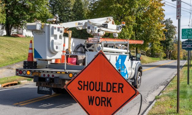 Road Work Report for the Week Beginning October 14, 2019