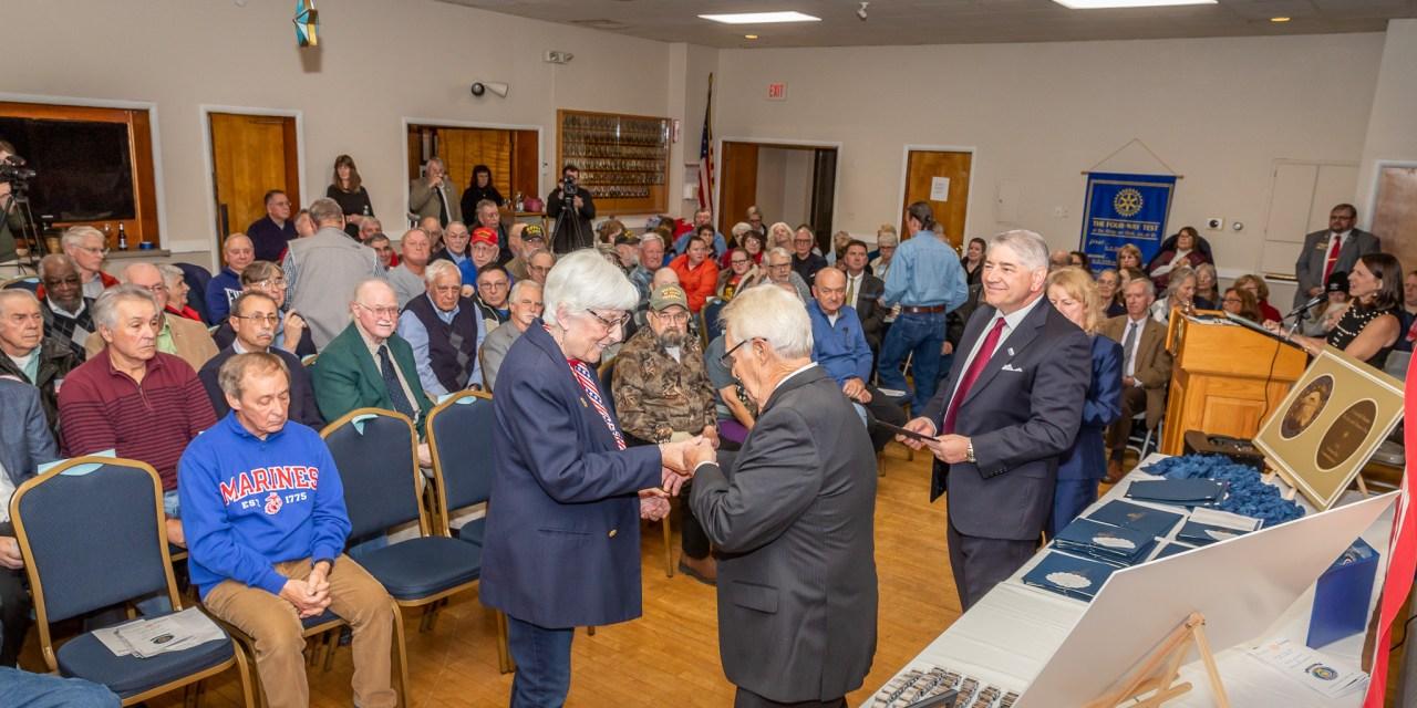 Rotary holds Vietnam War Commemoration