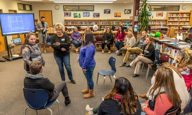 Teachers & administrators receive restorative justice training