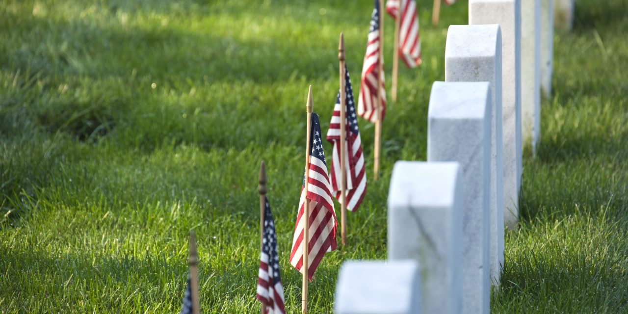 State allows Memorial Day ceremonies of 10 people or less